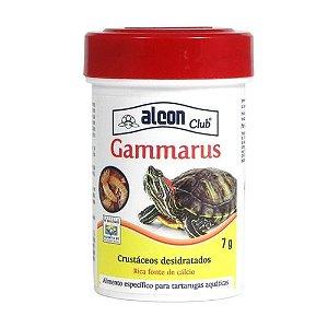 Alimento Para Cágado Tigre D'Água Alcon Club Gammarus 7g