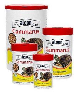 Alimento Para Cágado Tigre D'Água Alcon Club Gammarus 28g
