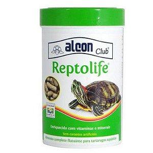 Alimento Para Cágado Tigre D'Água Alcon Club ReptoLife 270g
