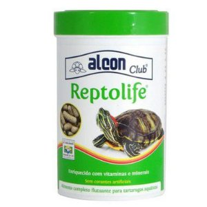 Alimento Para Cágado Tigre D'Água Alcon Club ReptoLife 30g