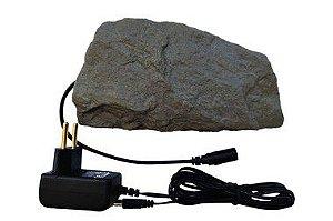 Pedra Aquecida Para Repteis Com Controle de Temperatura Automático - PEDRA