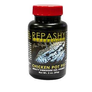 Alimento Para Répteis Onívoros Repashy Chicken Pot Pie 85g