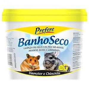 Banho Seco Prefere para Hamster e Chinchila - 1kg