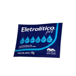 Eletrolítico Pet Vetnil 10g