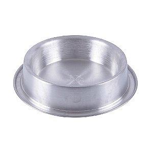 Comedouro Pesado Médio De Alumínio Anti-Formiga
