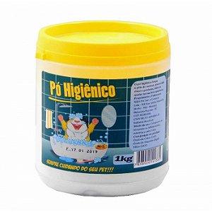 Pó Higiênico Para Pequenos Roedores MS Pet 1kg