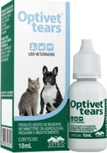 Optivet Tears Vetnil - 10ml