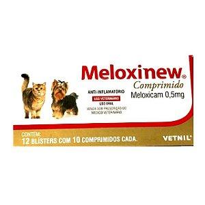 Meloxinew Comprimido Anti-Inflamatorio 10 Comprimidos