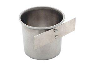 Caneca Borboleta Grande De Alumínio Para Pássaros Avipet 2un