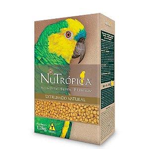 Ração Nutrópica para Papagaio Natural - 700g
