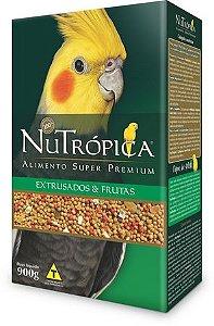 Ração Nutrópica para Calopsita com Frutas - 900g