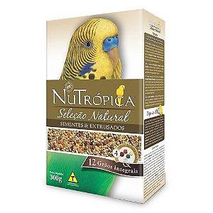Ração Nutrópica Seleção Natural para Periquitos - 300g