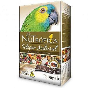 Ração Nutrópica Seleção Natural para Papagaio - 300g