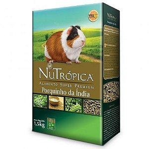 Ração Nutrópica Natural Para Porquinho da Índia - 1,5 kg