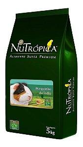 Ração Nutrópica Natural Para Porquinho da Índia - 5 kg