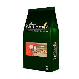 Ração Nutrópica Natural para Arara - 5kg