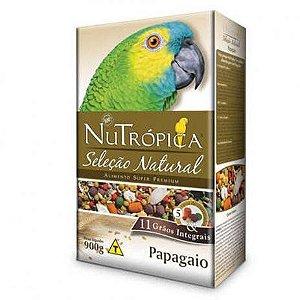 Ração Nutrópica Seleção Natural para Papagaio - 900g