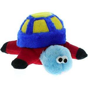 Brinquedo De Pelúcia Tartaruga Para Pets Chalesco