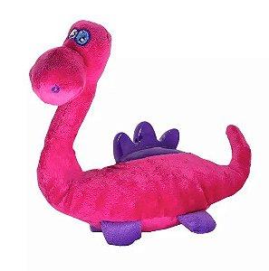 Brinquedo De Pelúcia Dinopet Para Pets Chalesco