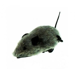 Brinquedo Para Pets Ratinho De Corda Chalesco