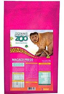 Alimento Para Primatas Macaco Prego Megazoo 4kg