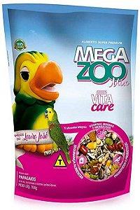Mix de Sementes Loro José Para Papagaio Megazoo - 700g