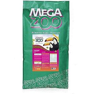 Ração Extrusada Para Tucanos Megazoo (T19)  12kg