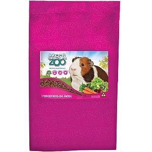 Alimento Extrusado Megazoo Para Porquinho Da Índia 3kg
