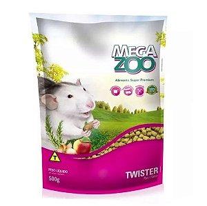 Alimento Extrusado Megazoo Para Twister 500g