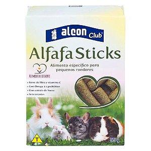 Alimento Extrusado Para Roedores Alcon Club Alfafa Sticks 55g