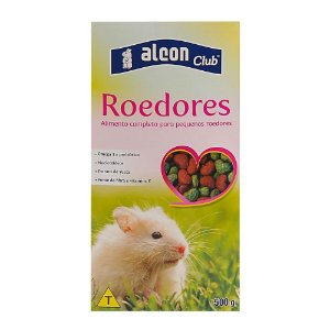 Alimento Completo Para Roedores Alcon Club 500g