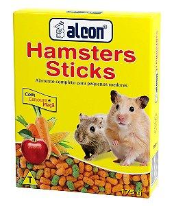 Alimento Completo Para Roedores Alcon Hamster Sticks 175g