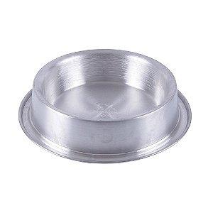 Comedouro Pesado Mini De Alumínio Anti-Formiga
