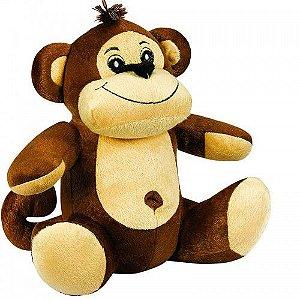Brinquedo De Pelúcia Macaco Para Pets Tudo Pet