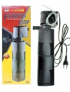 Filtro Interno Com Bomba Sunsun JP-025F 1600L/H 110v