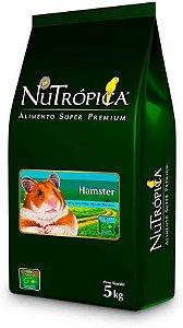 Ração Nutrópica Natural para Hamster - 5kg