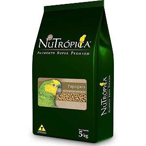 Ração Nutrópica para Papagaio Natural - 5kg