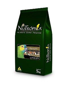 Ração Nutrópica para Papagaio Gourmet- 5kg