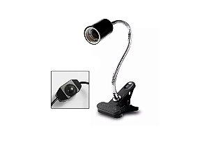 Luminária Flexível Com Dimmer Para Répteis Nomoy Pet Bivolt