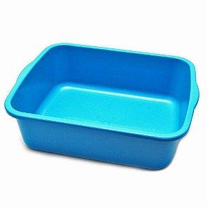 Bandeja Higiênica Para Pets Four Plastic Elite Azul