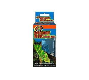 Lampada UVA Para Répteis e Anfibíos DayLight Blue Zoo Med 25w