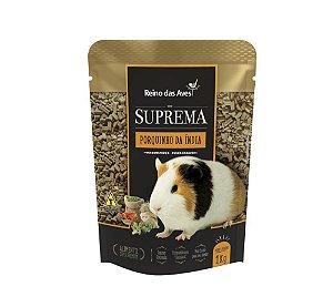 Alimento Suprema Porquinho Da Índia 1kg