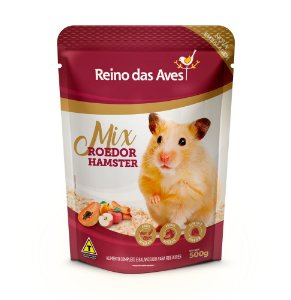Alimento Mix Roedor Hamster 500g