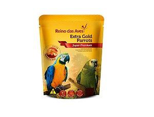 Alimento Arara Papagaio Arara Extra Gold Parrots 6kg