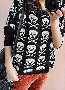 Blusa de Lã- Caveira