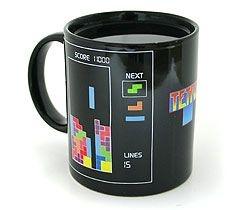 Caneca Mágica Tetris