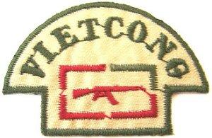 Patch Bordado Termocolante Vietcong