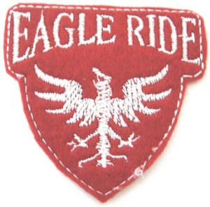 Patch Bordado Termocolante Eagle Ride