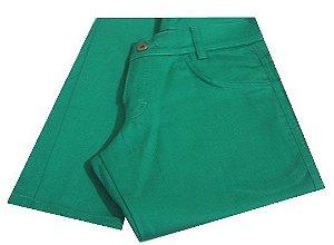Calça Skinny Verde Bandeira
