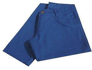 Calça Skinny Azul Turquesa
